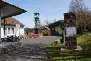 Außenanlagen Bergbaumuseum