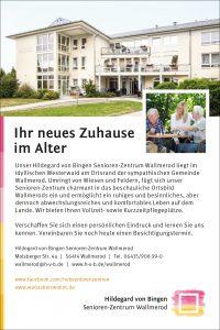 Hildegard von Bingen Senioren-Zentrum Wallmerod